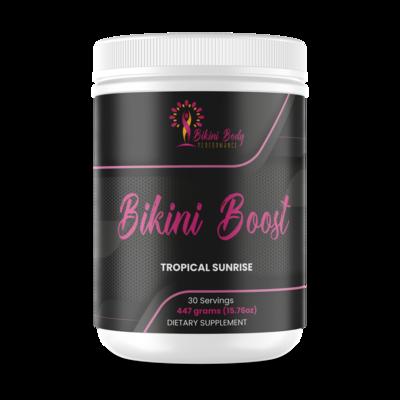 Bikini Boost- Tropical Sunrise