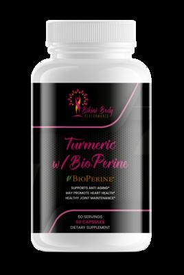 Turmeric w/ Bioperine