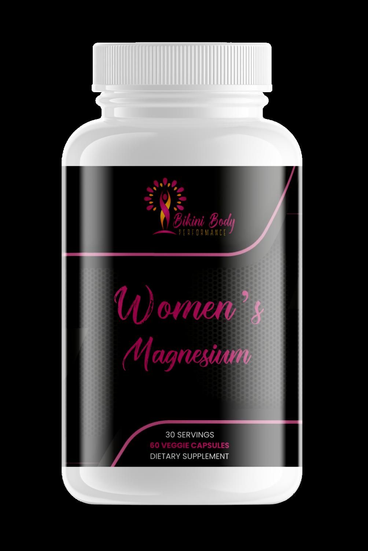 Women's Magnesium