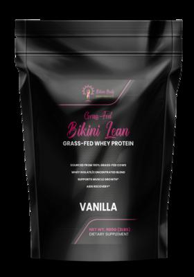 Grass-Fed Bikini Lean Vanilla