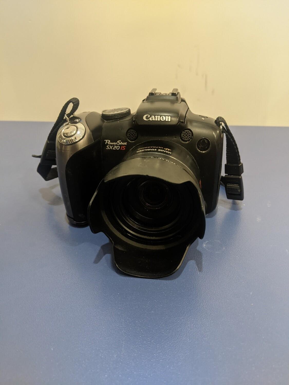 Canon Ricondizionato PowerShot SX20 IS Fotocamera digitale