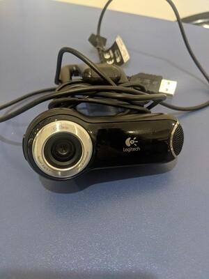 Logitech Pro 9000 Webcam Rigenerato 2 MP USB 2.0 Nero