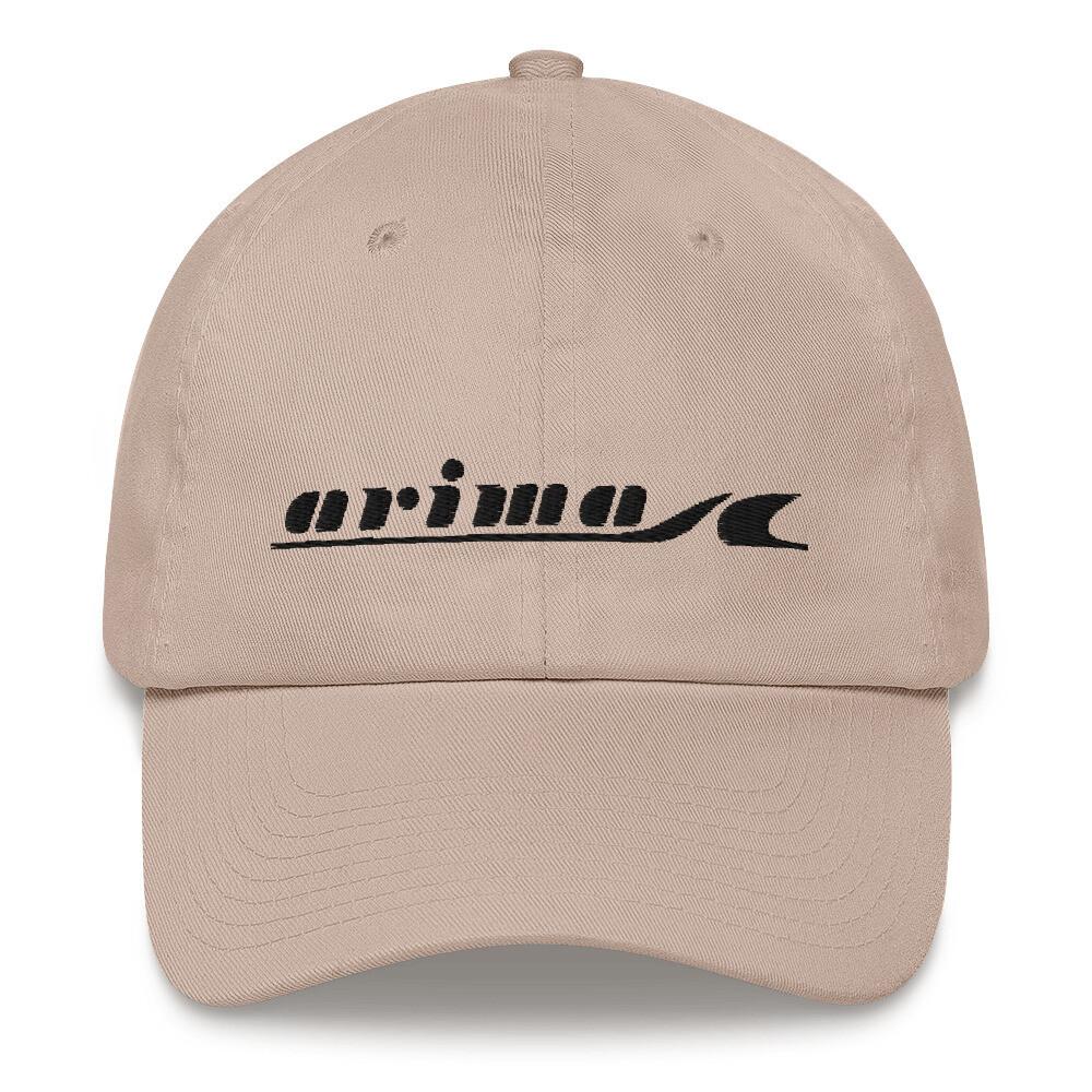 Arima Boats Retro Logo Classic Dad Hat