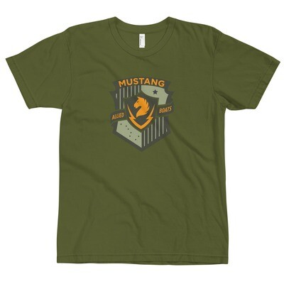 Allied Boats Mustang Graphic Tee