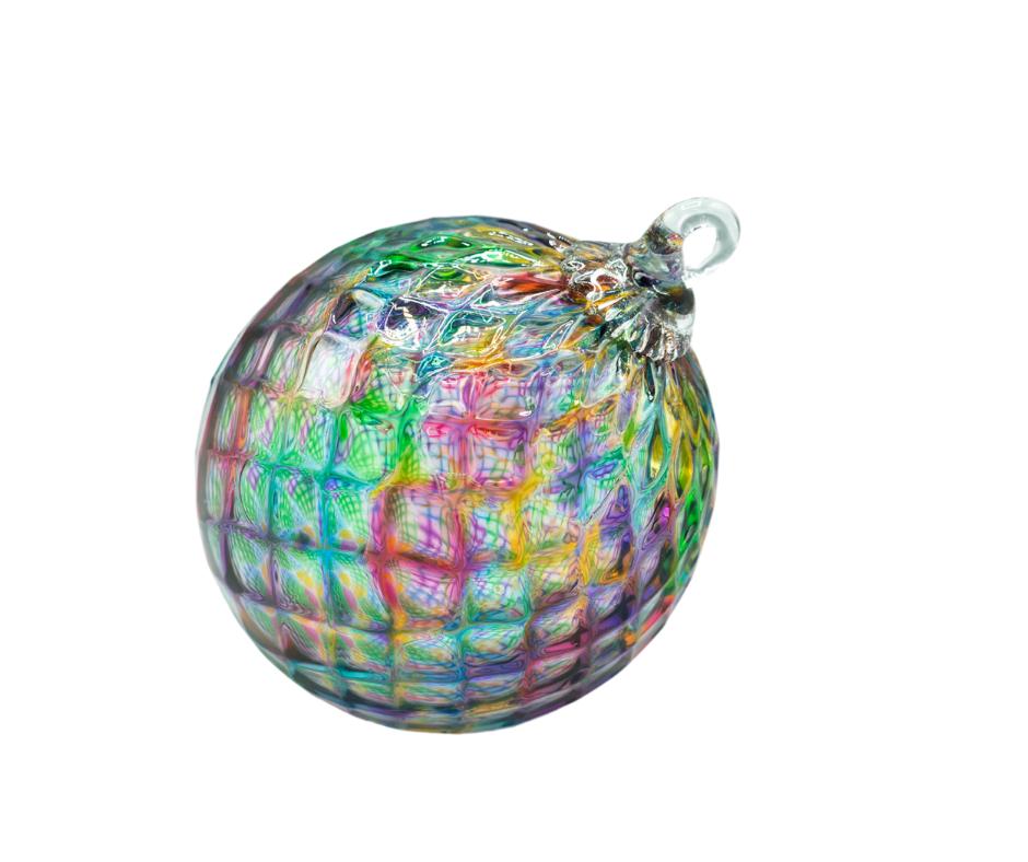 Christmas Ornament - Liquid Lush - Suncatcher