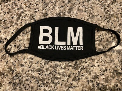 Black lives Matter Mask