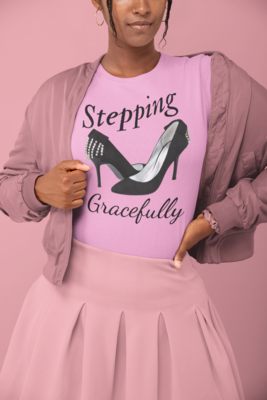 Stepping Gracefully - Lavender