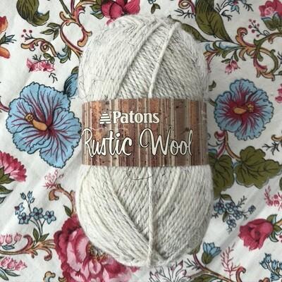 Patons Rustic Wool, 100g