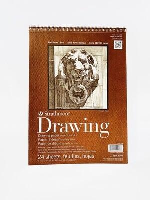 Strathmore Charcoal Sketchbook
