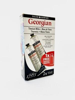 Georgian Titanium White 2x225ml