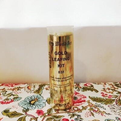 Gold Leafing Kit