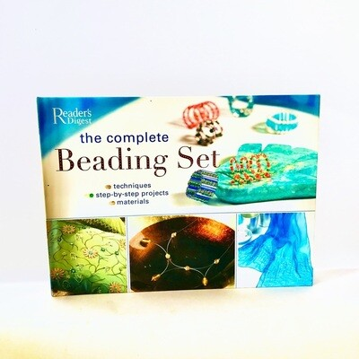 Reader's Digest The Complete Beading Set
