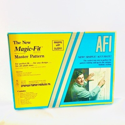 Magic-Fit Master Pattern