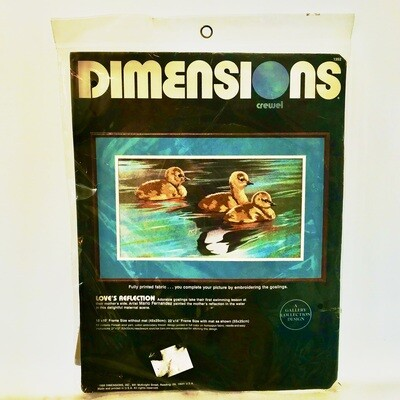 Dimensions Crewel Embroidery Kit 18x10 in