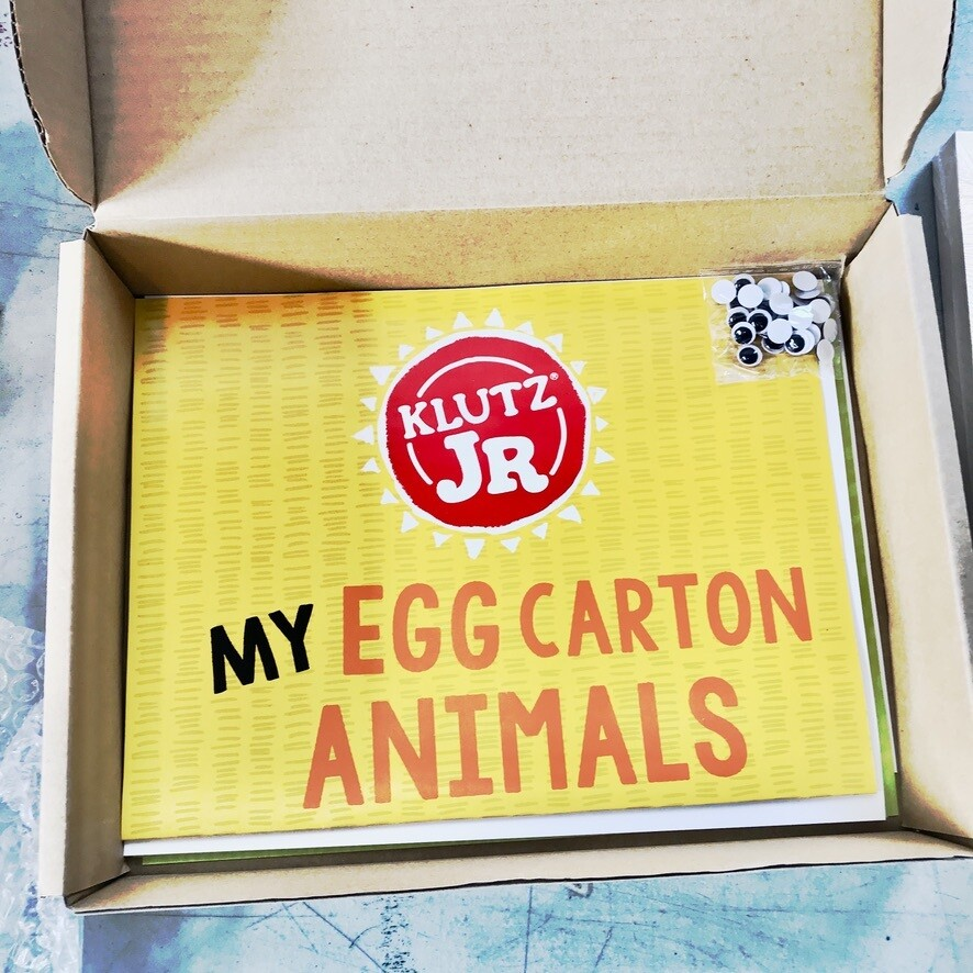 My Egg Carton Day Kit