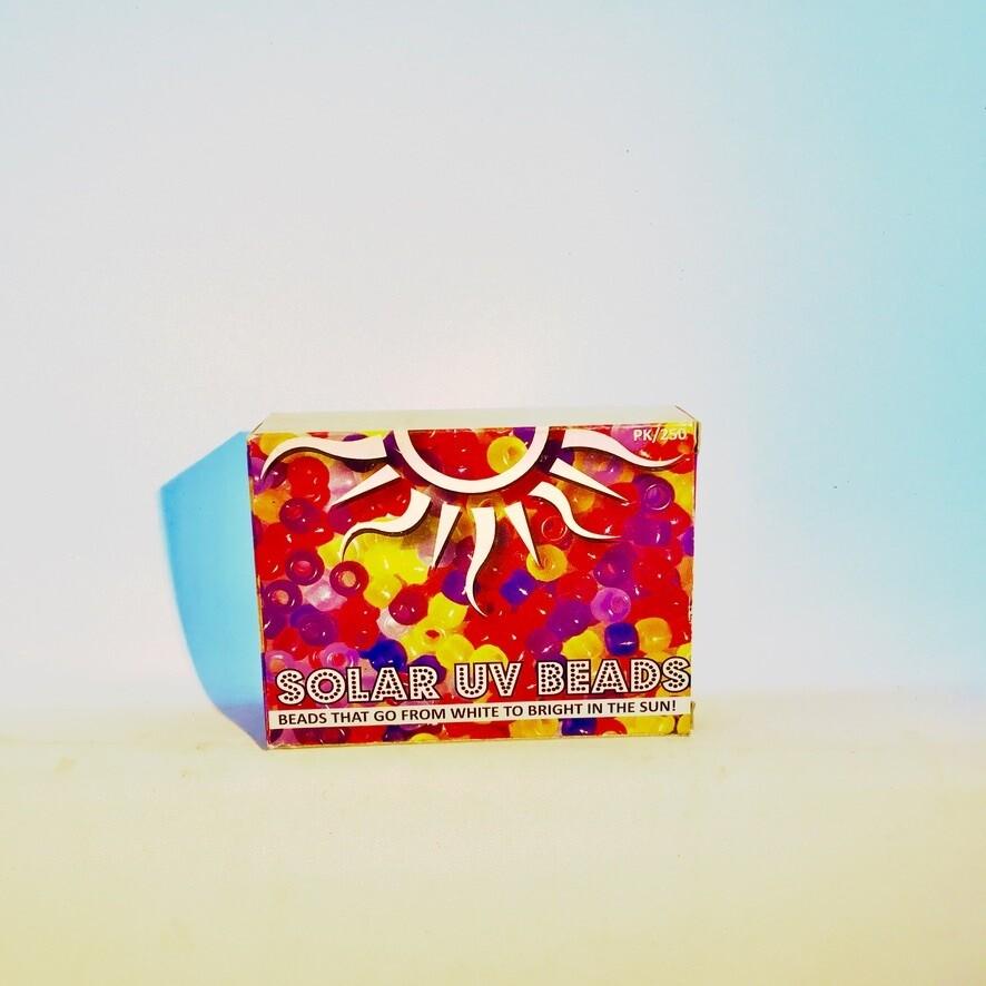 Solar UV Beads pk/250