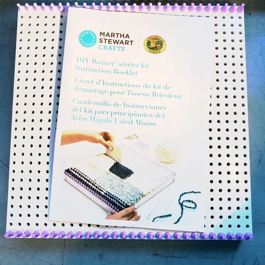 DIY Weaver Starter Kit By Martha Stewart Crafts