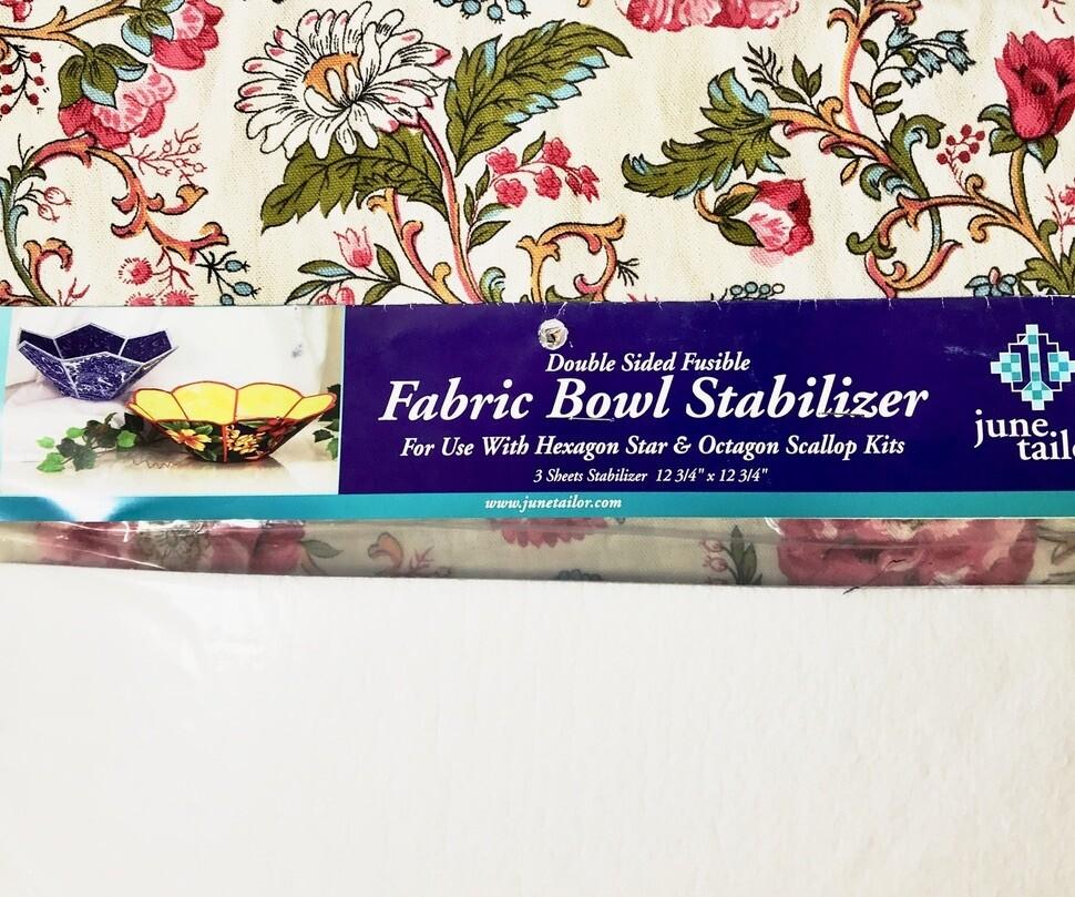 Fabric Bowl Stabilizer