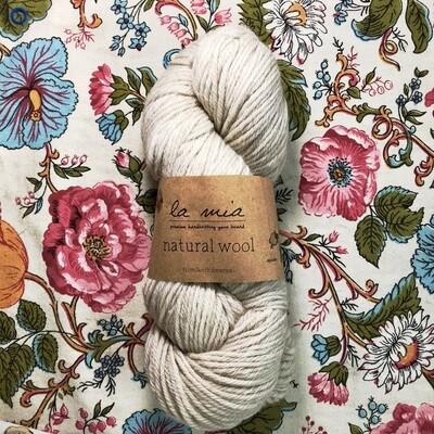 La Mia, Natural Wool