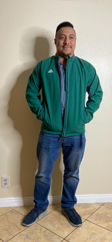 Adidas Jacket - Green