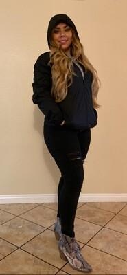 Adidas - Black Jacket