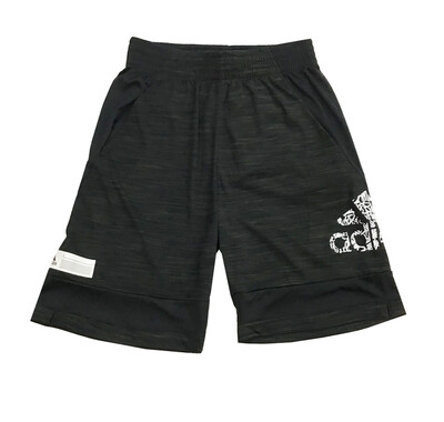 ADIDAS PRO BOUNCE BASKETBALL SHORTS BLACK