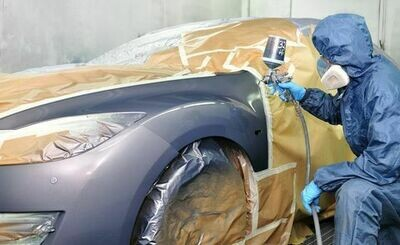 how much does it cost to paint a truck
