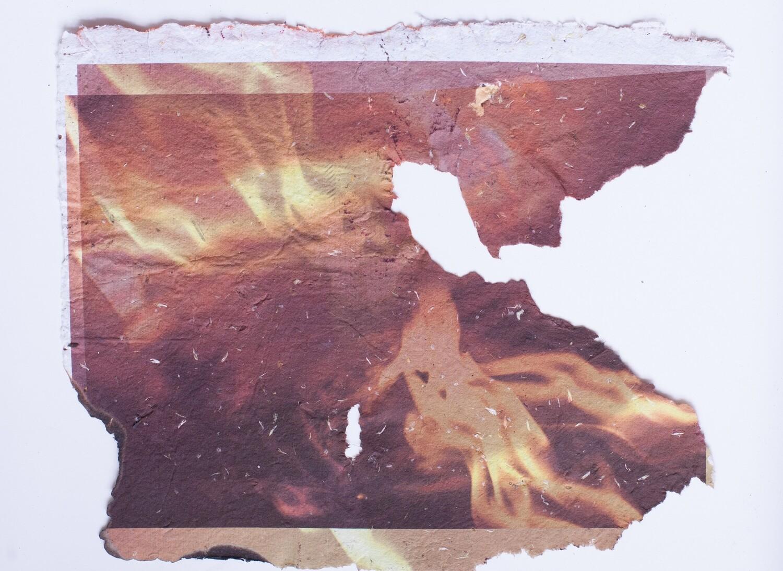Ancestor Series: Fire#4