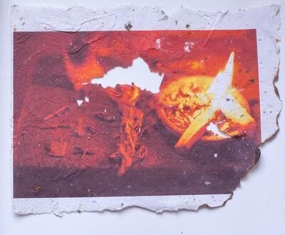 Ancestor Series: Fire#1