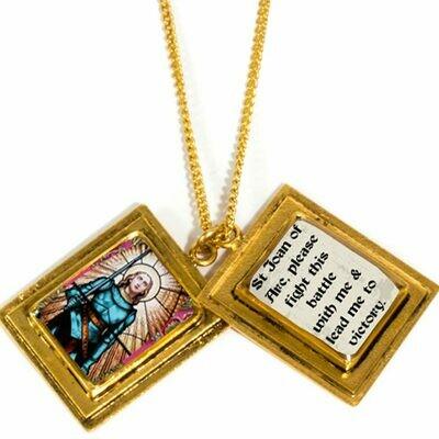 True Prayer St Joan of Arc
