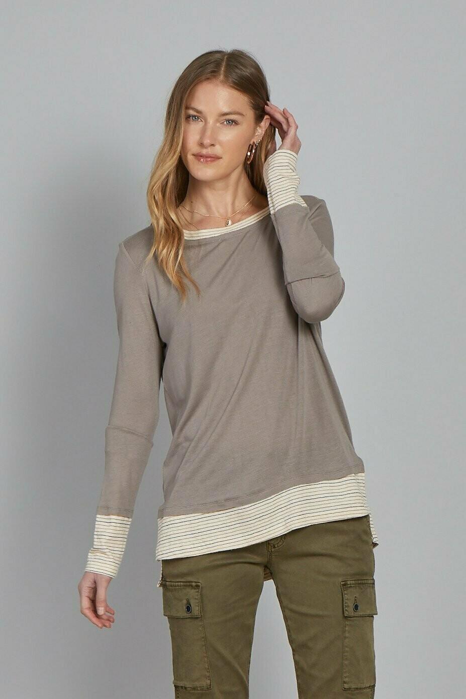 Karen- driftwood grey