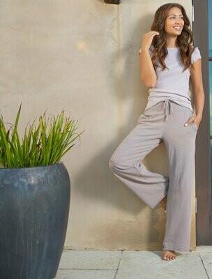 Brushed Jersey Pant