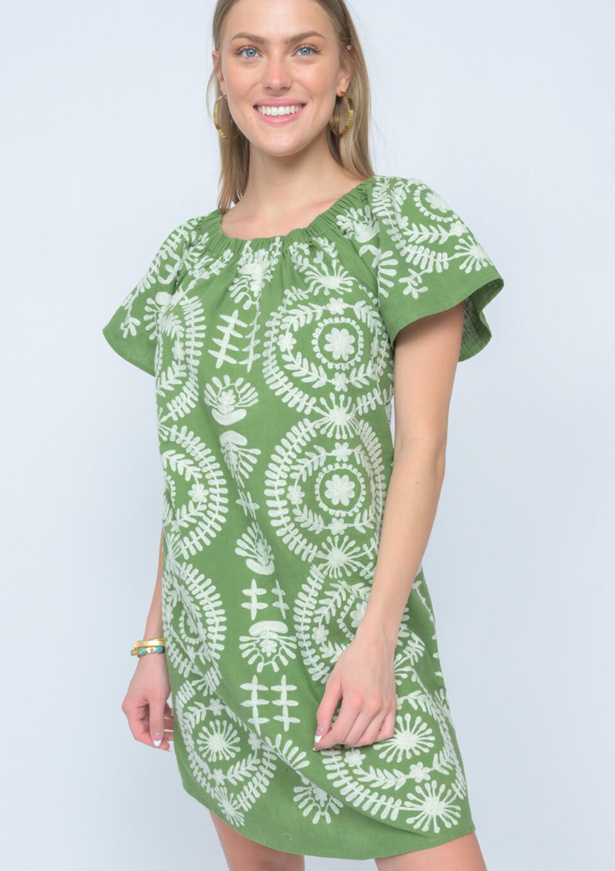Crewel Dress