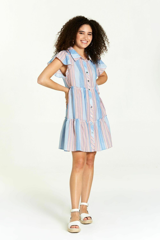 Chambrey Stripes Lili
