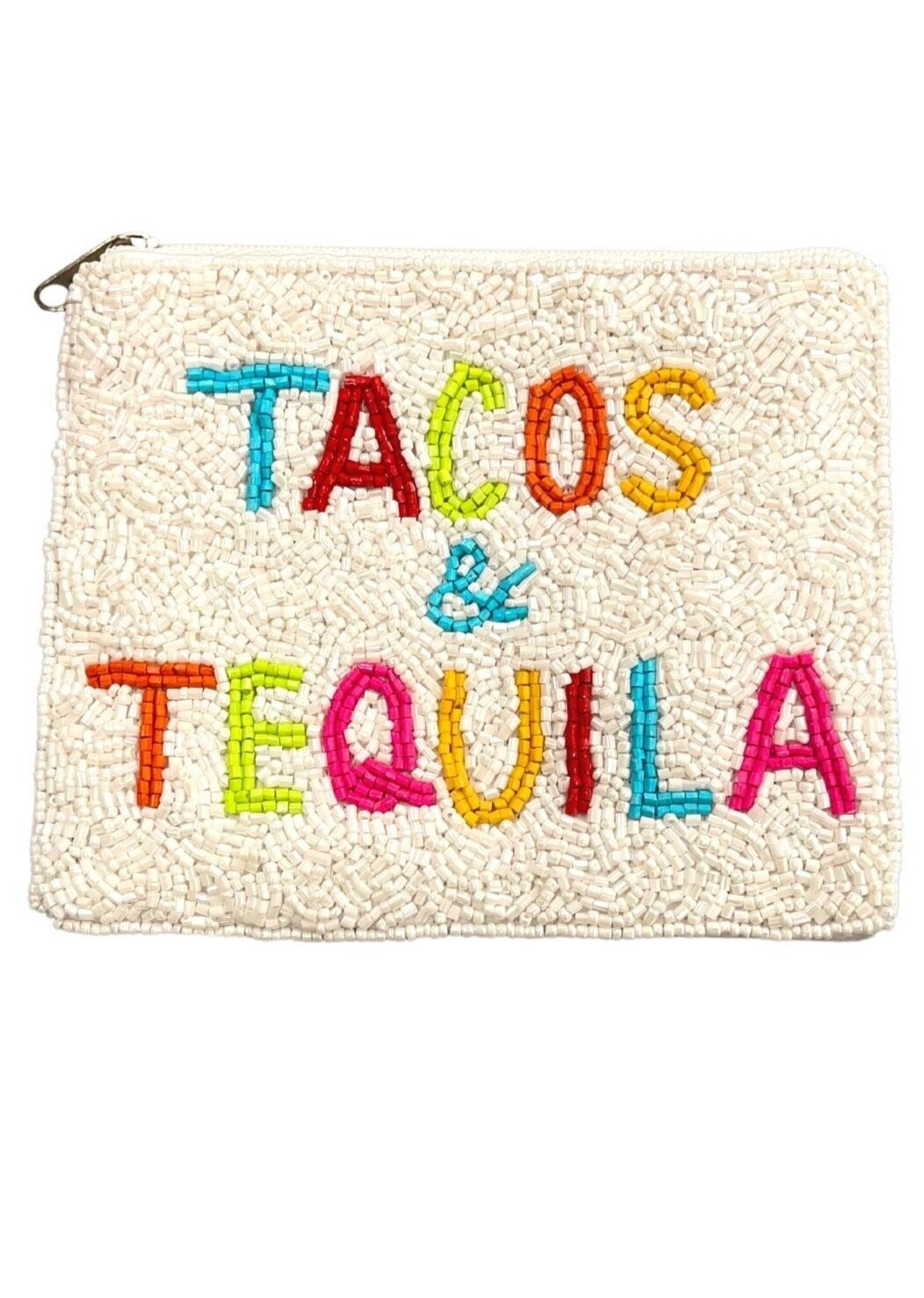 Taco &  Tequila Pouch