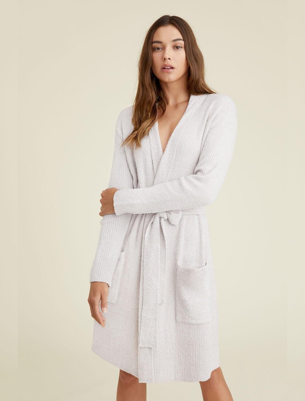 Ribbed Robe
