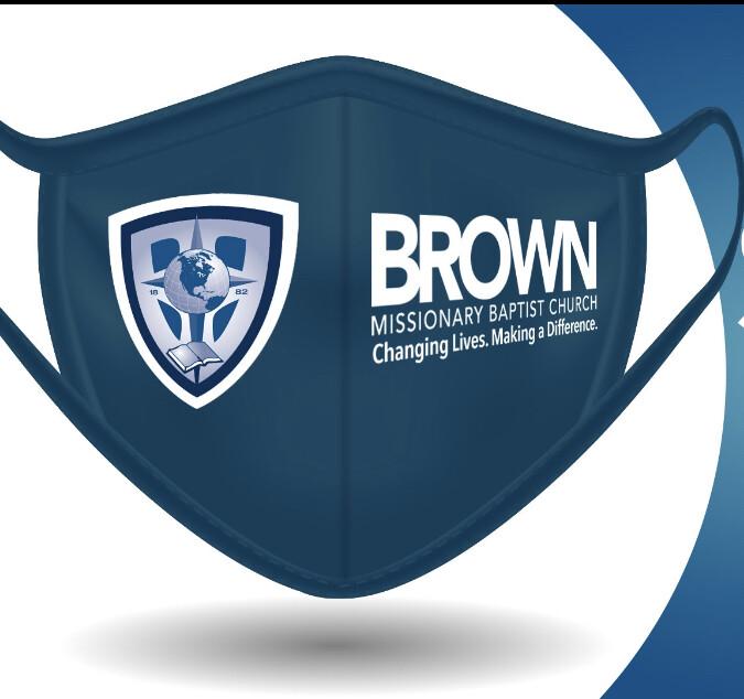 Blue BMBC Mask