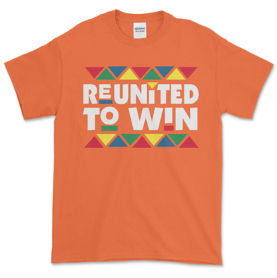 Family Month T-Shirt (Reunited To Win)