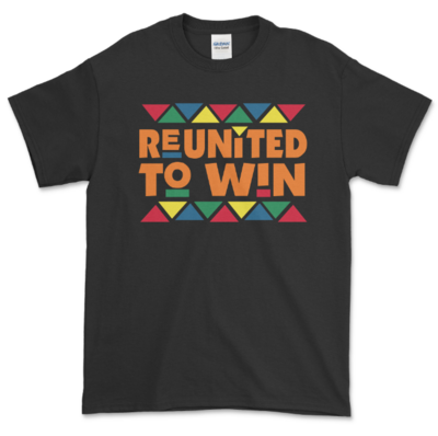 Family Month T-Shirt 2021 (Reunited To Win)