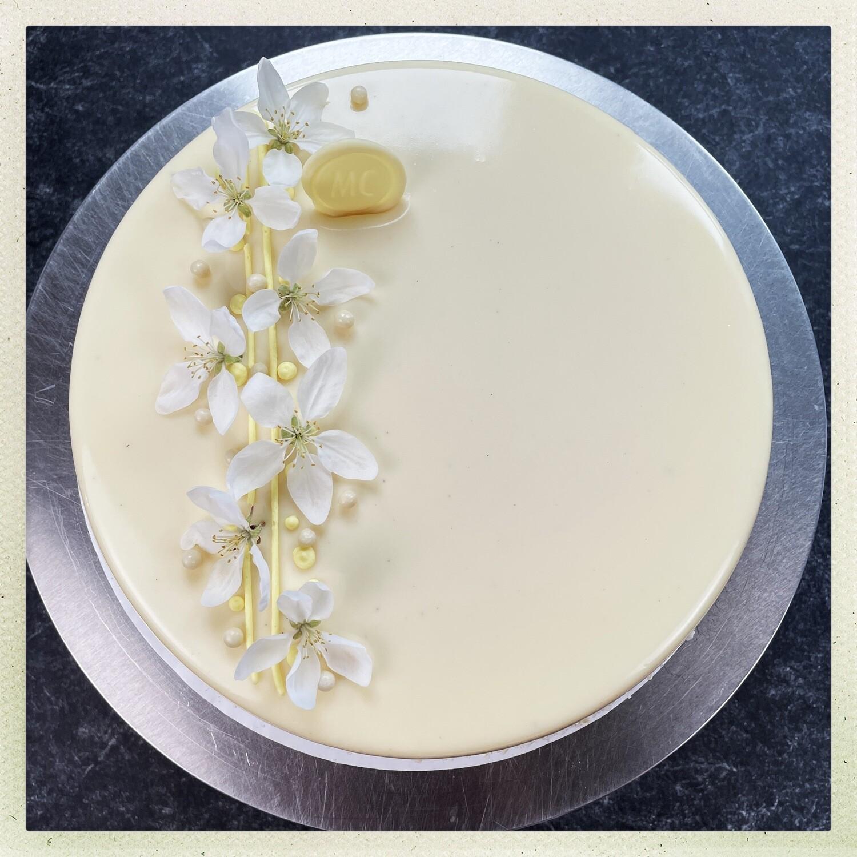 Jasmine Mousse Cake