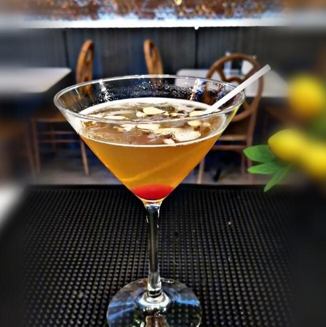 Amaretto Martini