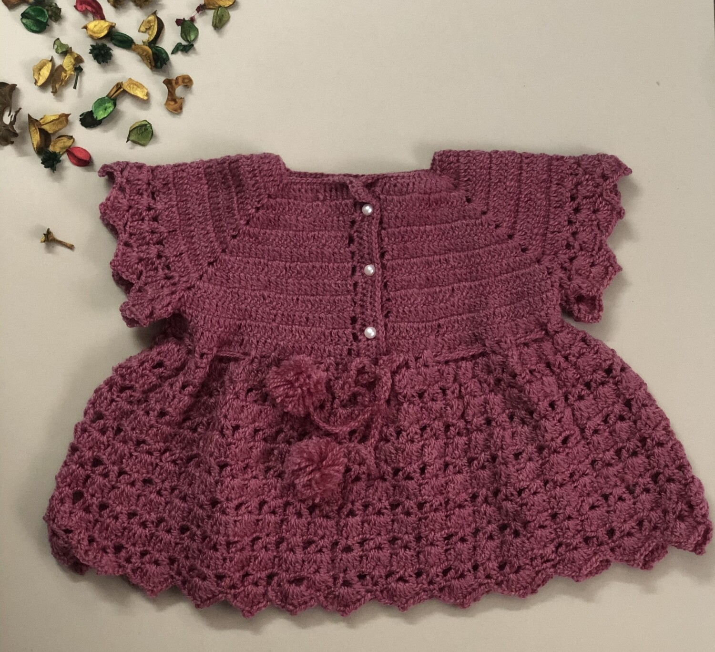 Mauve Taupe Dress