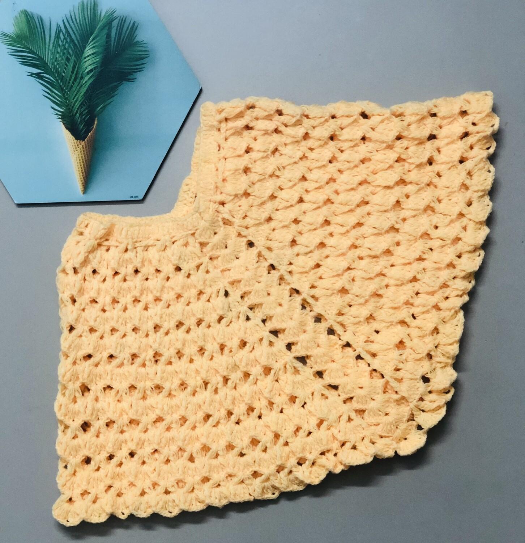 Yellow Poncho