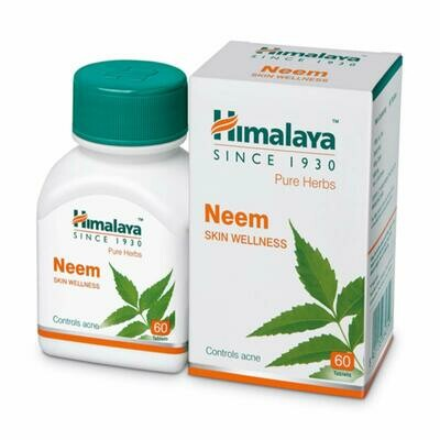 Neem Himalaya ( TABLET) The Derma specialist