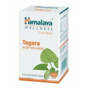 Tagara Himalaya (TABLET) Relaxes the mind, promotes sleep