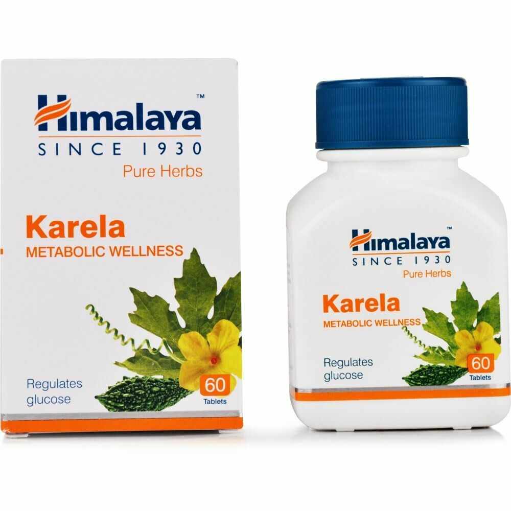 KARELA HIMALAYA ( TABLET) Secure glycemic control from nature