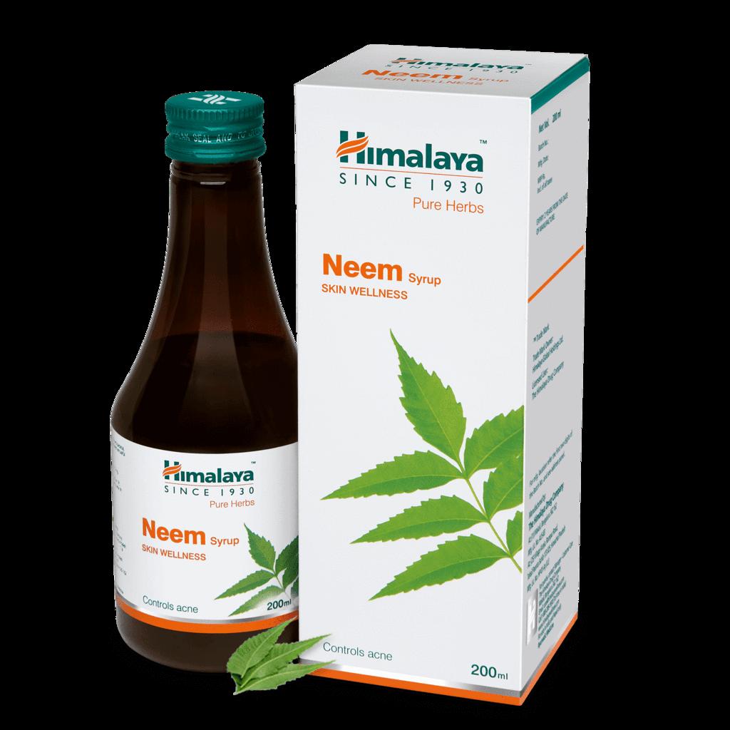 Himalaya Neem (Syrup) The Derma Specialist