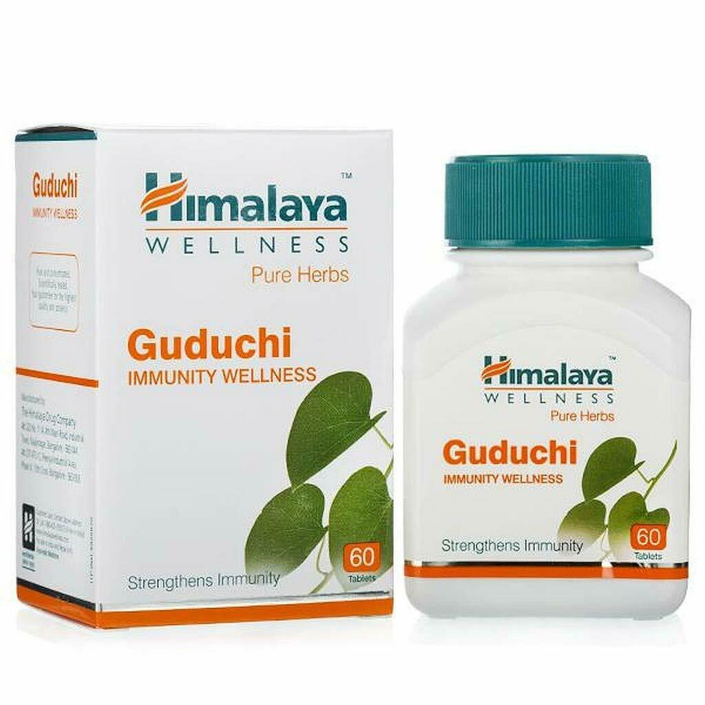 Guduchi Himalaya (TABLET) Strengthens anti-infective response