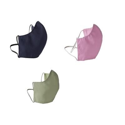 Kids Designer Cloth Mask,Pack 5