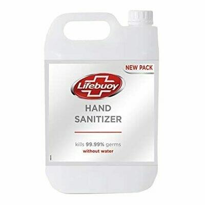 Lifebuoy Hand Sanitizer 5Ltr